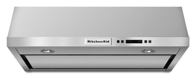 KitchenAid® 30'' Stainless Steel Under The Cabinet Hood-KVUB600DSS