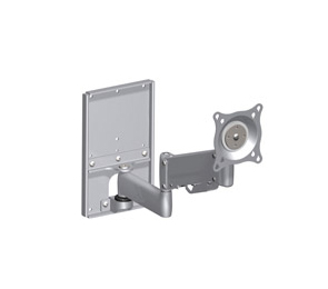 Chief® Professional AV Solutions Silver Height Adjustable Metal Stud Wall Mount-KWGSK110S