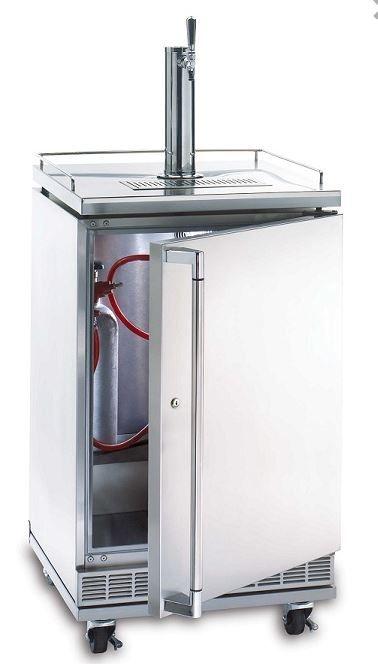 Lynx Professional Series 5.5 Cu. Ft. Stainless Steel Beer Cooler/Kegerator-L24BF