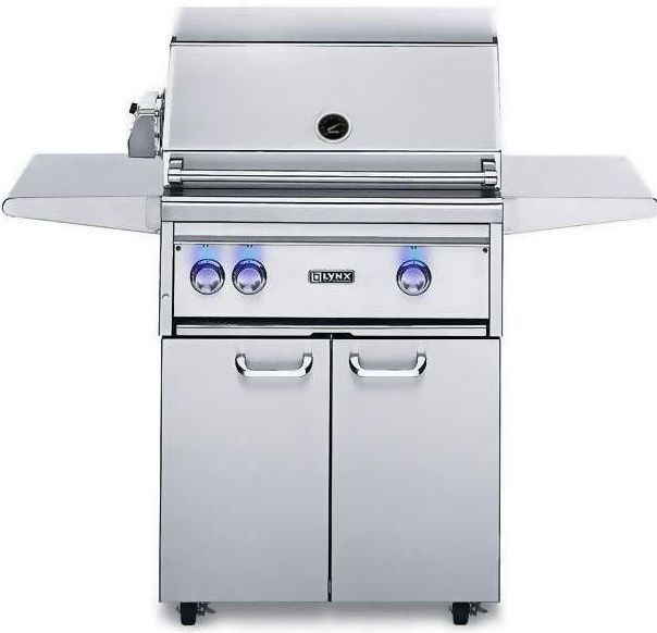 "Lynx Professional Series 27"" Free Standing Grill-L27FR-2LP"