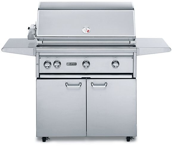 """Lynx Professional Series 36"""" Free Standing All Sear Grill-L36ASFRNG"""