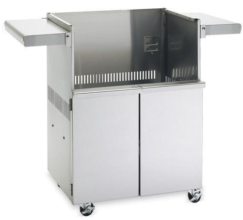 "Lynx 24"" Sedona Grill Cart-Stainless Steel-L400CART"