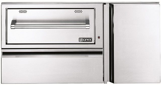 """Lynx Professional Series 42"""" Convenience Center-Stainless Steel-L42CC-1"""