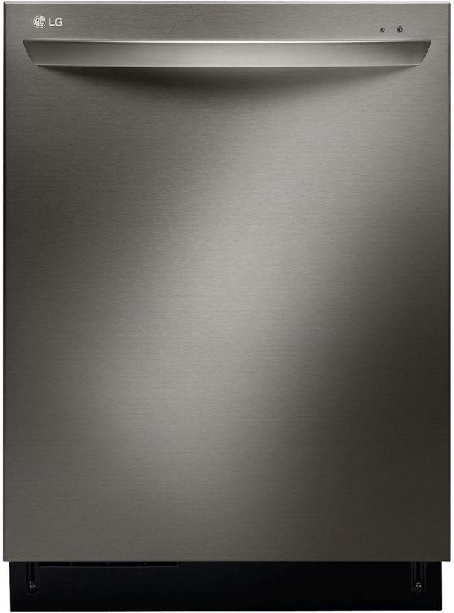 "LG 24"" Built In Dishwasher-Black Stainless Steel-LDF7774BD"