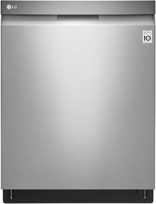 Lave-vaisselle encastré LG® de 24 po - Acier inoxydable-LDP6797ST