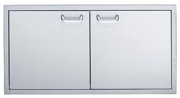 """Lynx Professional Series 42"""" Double Access Doors-Stainless Steel-LDR42T"""