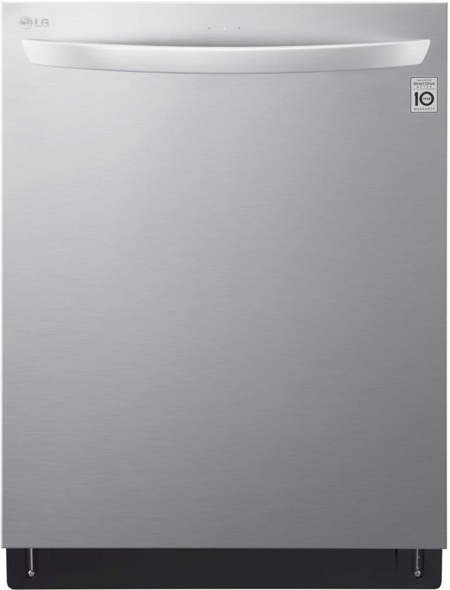 """LG 24"""" Top Control Built-In Dishwasher-Stainless Steel-LDT5665ST"""