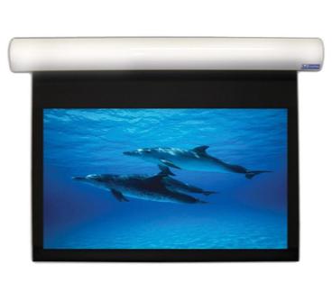Vutec Corporation Motorized Projector Screen-Lectric I-C