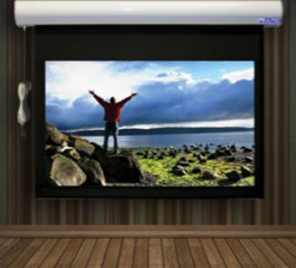 Vutec Corporation Motorized Screen-Lectric I RF