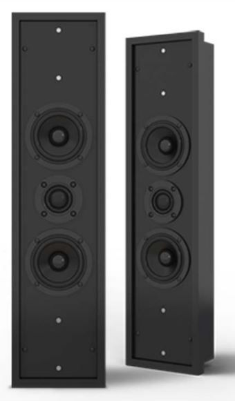 Leon® Profile Classic Series Pr350CL On-Wall/Sidemount Speaker-Pr350CL