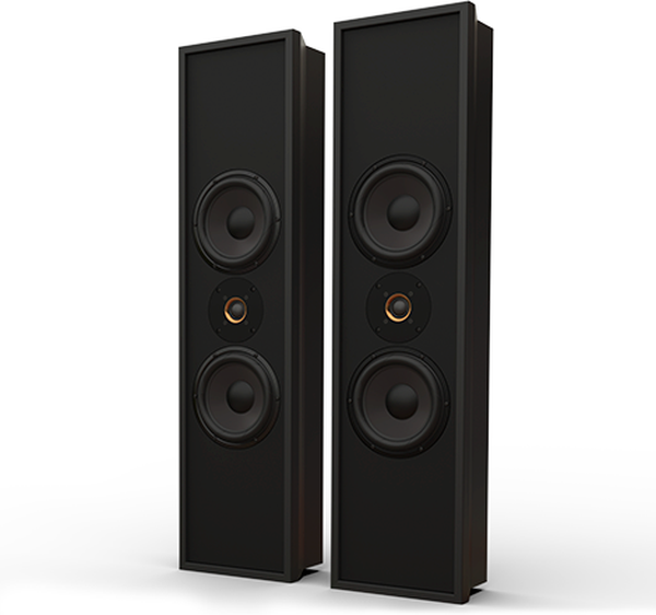 Leon® Profile Series PrSEVEN On-Wall/Sidemount Speaker-PrSEVEN