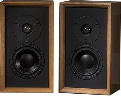 Leon® Timbre Series Ti44UX Bookshelf Speaker-Ti44UX