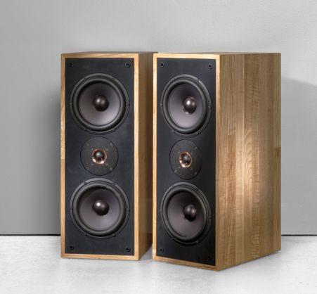 Leon® Timbre Series TiSEVEN-MTM Bookshelf Speaker-TiSEVEN-MTM
