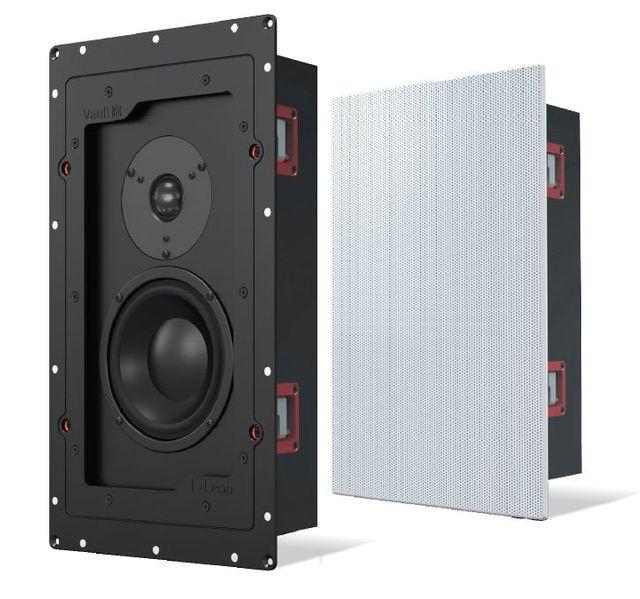 Leon® Vault Series v44 Performance Grade In-Wall Speaker-v44