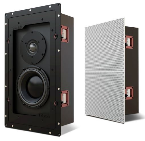 Leon® Vault Series vULTIMA In-Wall Speaker-vULTIMA