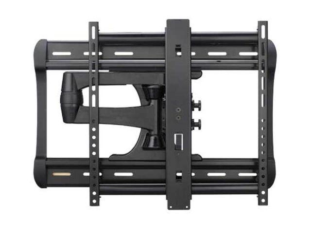 Sanus® HDpro™ Series Black Full-Motion Wall Mount-LF228-B1