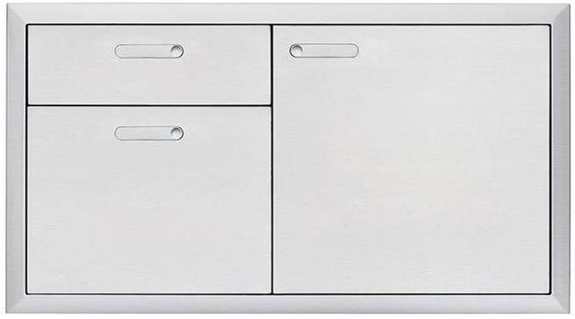 "Lynx® Professional Series 42"" Storage Door & Double Drawer Combination-LSA42-4"