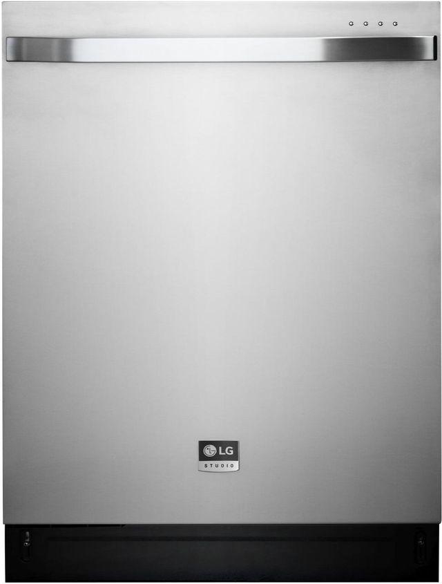 """LG Studio Series 24"""" Steam Dishwasher-Stainless Steel-LSDF9962ST"""