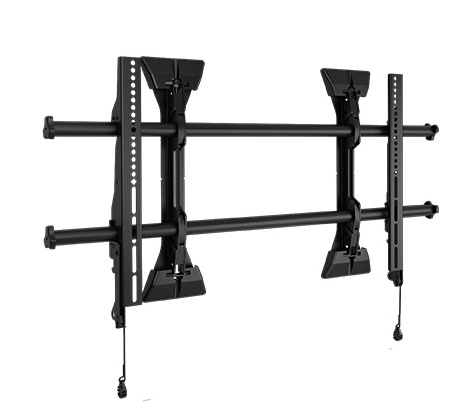 Chief® Professional AV Solutions Black Fusion™ Large Wall Mount-LSM1U