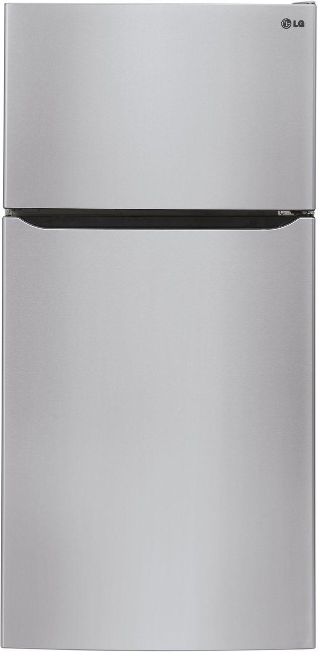 LG 23.8 Cu. Ft. Stainless Steel Top Freezer Refrigerator-LTCS24223S