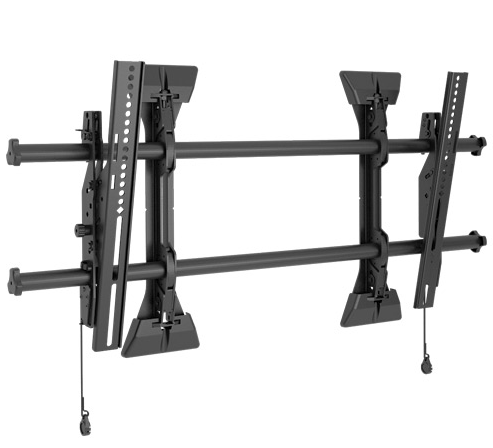 Chief® Professional AV Solutions Black Large Fusion Tilt Wall Mount-LTM1U-G