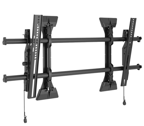 Chief® Professional AV Solutions Black Large Fusion Tilt Wall Mount-LTM1U