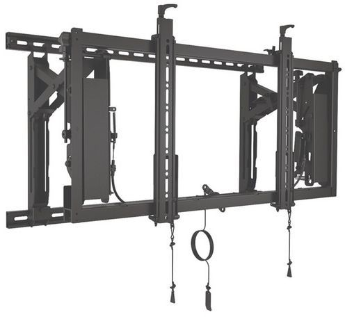 Chief® ConnexSys™ Black TAA Compliant Video Wall Mounting System-LVS1U-G