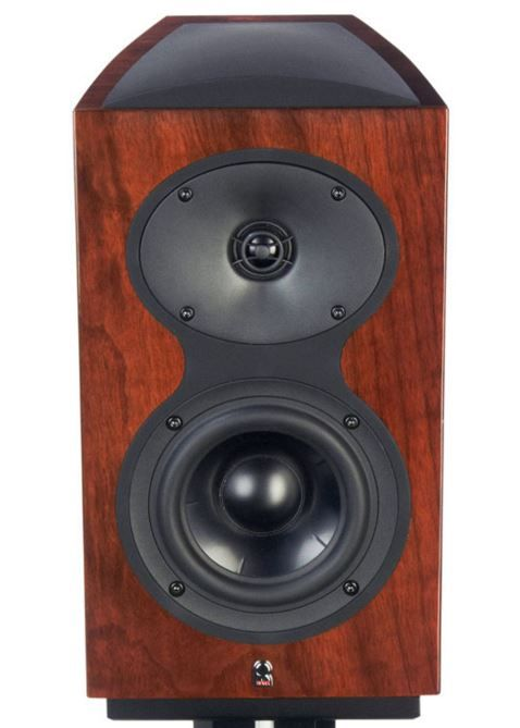 "Revel Performa3 Loudspeaker Series 5.25"" 2-Way Bookshelf Monitor Loudspeaker-Walnut-M105 WA"