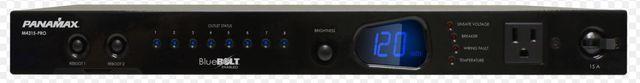 Panamax® BlueBOLT Controllable Power Conditioner-M4315-PRO