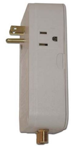 Panamax® Power Surge Protector-White-MD2-C
