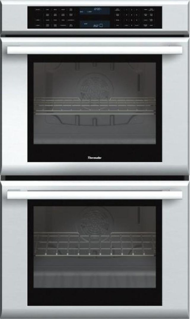 """Thermador® Masterpiece® Series 30"""" Electric Double Oven Built In-MED302JS"""