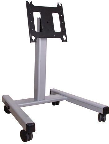 Chief® Silver Medium Confidence Monitor Cart-MFM6000S