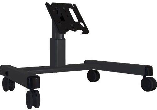 Chief® Black Medium Confidence Monitor Cart-MFQ6000B