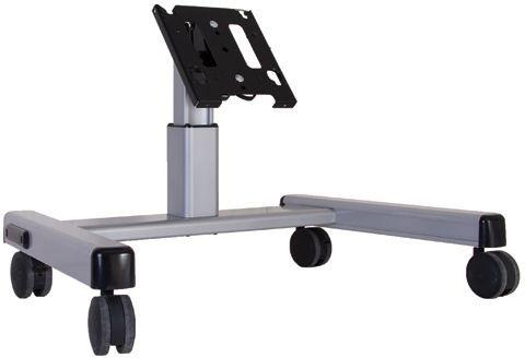 Chief® Silver Medium Confidence Monitor Cart-MFQ6000S