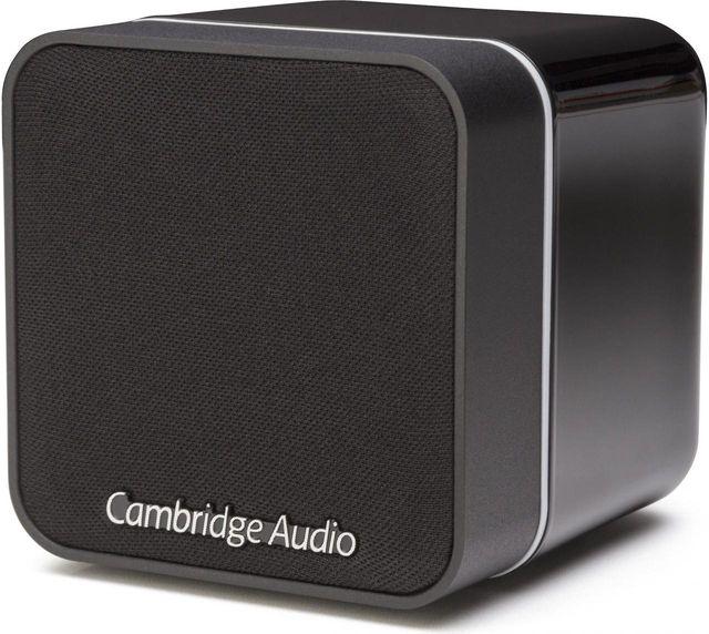 Cambridge Audio Minx Series Bookshelf Speaker-Minx Min 12-Black