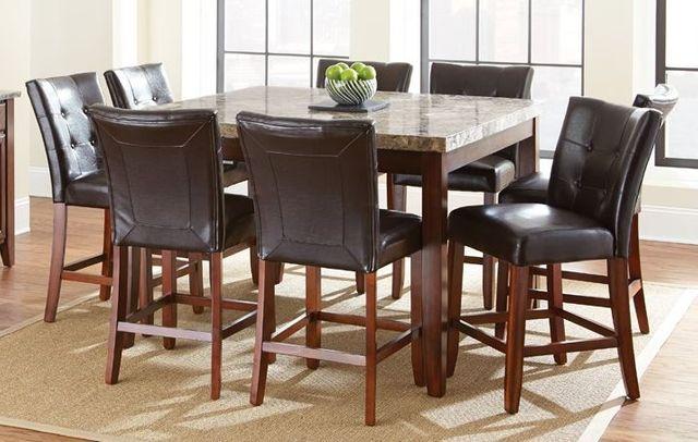 Steve Silver Co. Montibello Counter Table-MN5454PT
