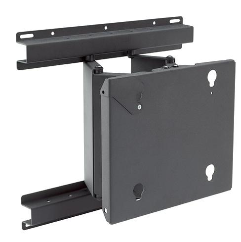 Chief® Professional AV Solutions Black Medium Flat Panel Swing Arm Wall Mount-MPW6000B