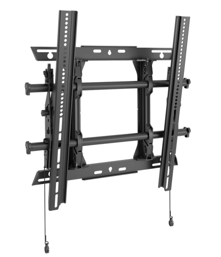 Chief® Professional AV Solutions Black Medium Fusion Portrait Tilt Wall Mount-MTMP1U
