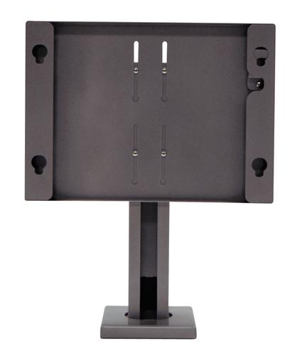 Chief® Manufacturing Black Lock A Medium Bolt-Down Table Stand-MTSAVB