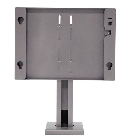 Chief® Manufacturing Silver Lock A Medium Bolt-Down Table Stand-MTSAVS