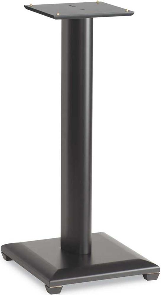 "Sanus® Natural Series Black 24"" Bookshelf Speaker Stands-NF24B"
