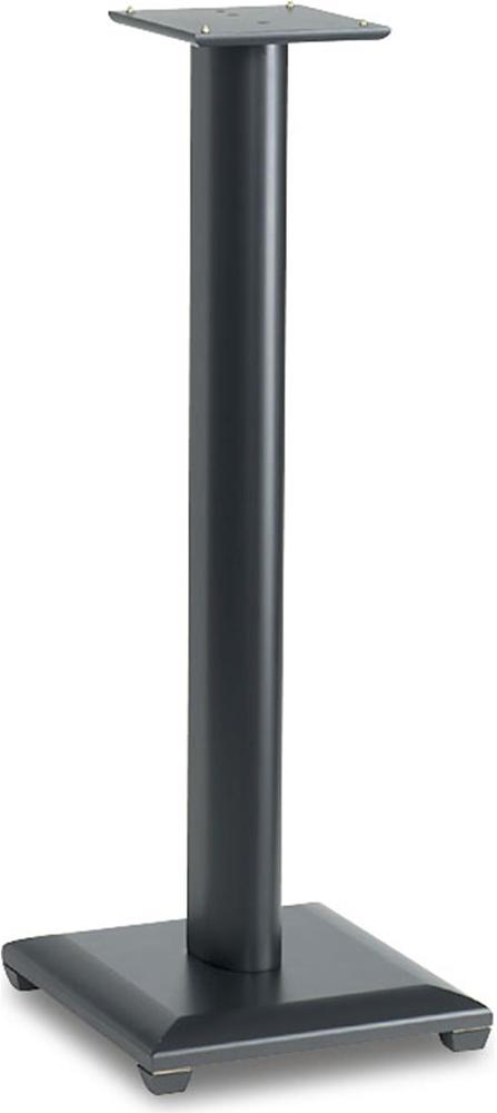 "Sanus® Natural Series Black 30"" Bookshelf Speaker Stands-NF30B"