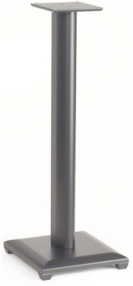 "Sanus® Natural Series Black 36"" Bookshelf Speaker Stands-NF36B"