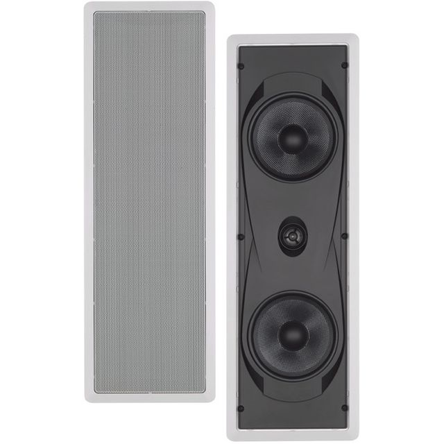 Yamaha 2-Way In-Wall Speaker System-NS-IW960