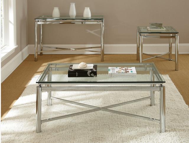 Steve Silver Co. Nova End Table Top-NV100ET