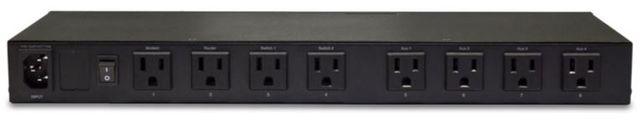 Pakedge® Device & Software Inc 8 Port Power Distribution Unit-P8 POWER