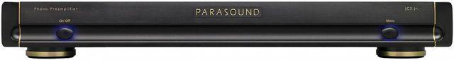 Halo by Parasound Phono Preamplifier-JC 3 Jr. Black