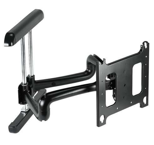 Chief® Professional AV Solutions Black Large Flat Panel Swing Arm Wall Mount-PDR2000B