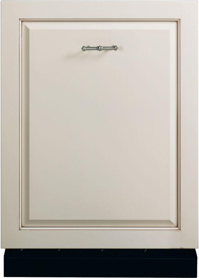 "GE Profile™ 24"" Custom Panels Built In Dishwasher-PDT855SIJII"