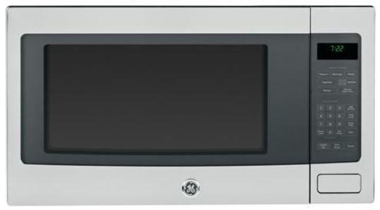 GE® Profile™ Series Countertop Microwave Oven-Stainless Steel-PEB7226SFSS-PEB7226SFSS